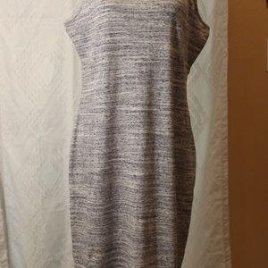 NWT Michel Kors  Ribbed sleeveless Sweater Dress